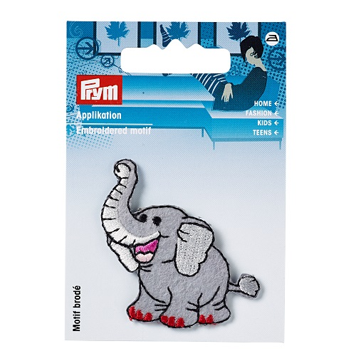 Applikation Elefant.  Art. 925236
