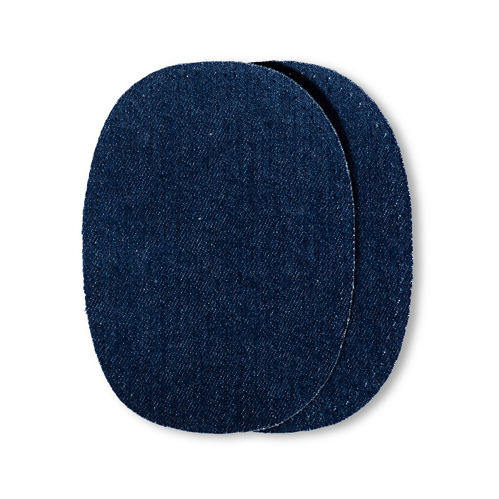 Patches Jeans, aufbügelbar, 10 x 14cm, dunkelblau. Art. 929303