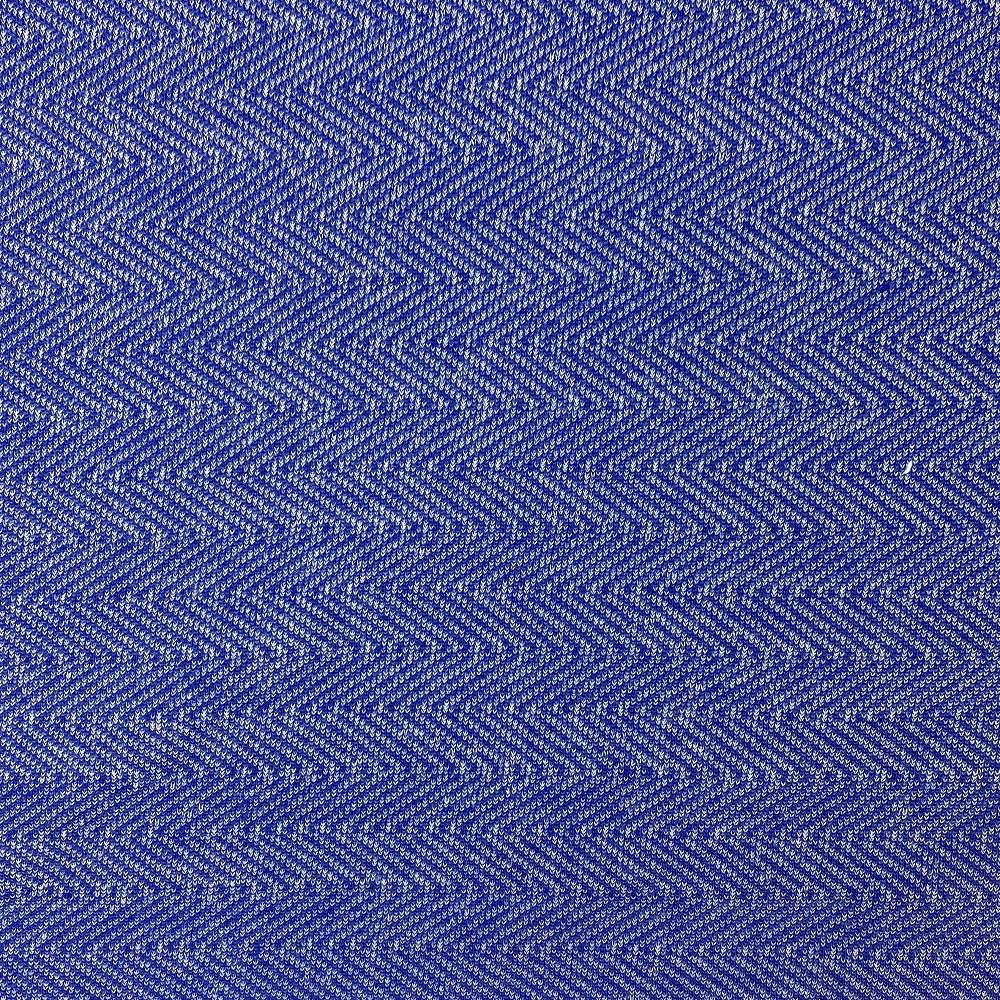 Sweatstoff/Jogging, Fischgrätmuster, jeansblau.  Art. 1212-03