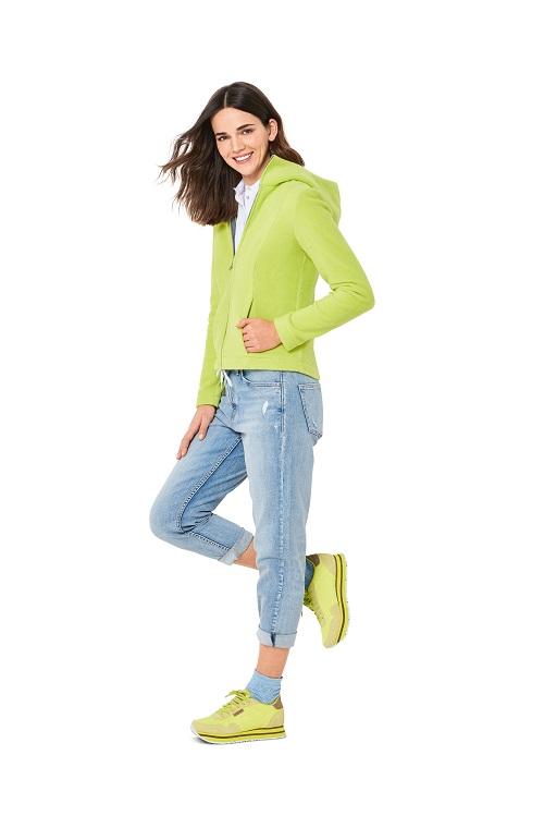 Weste und Jacken mit und ohne Kapuze #6114