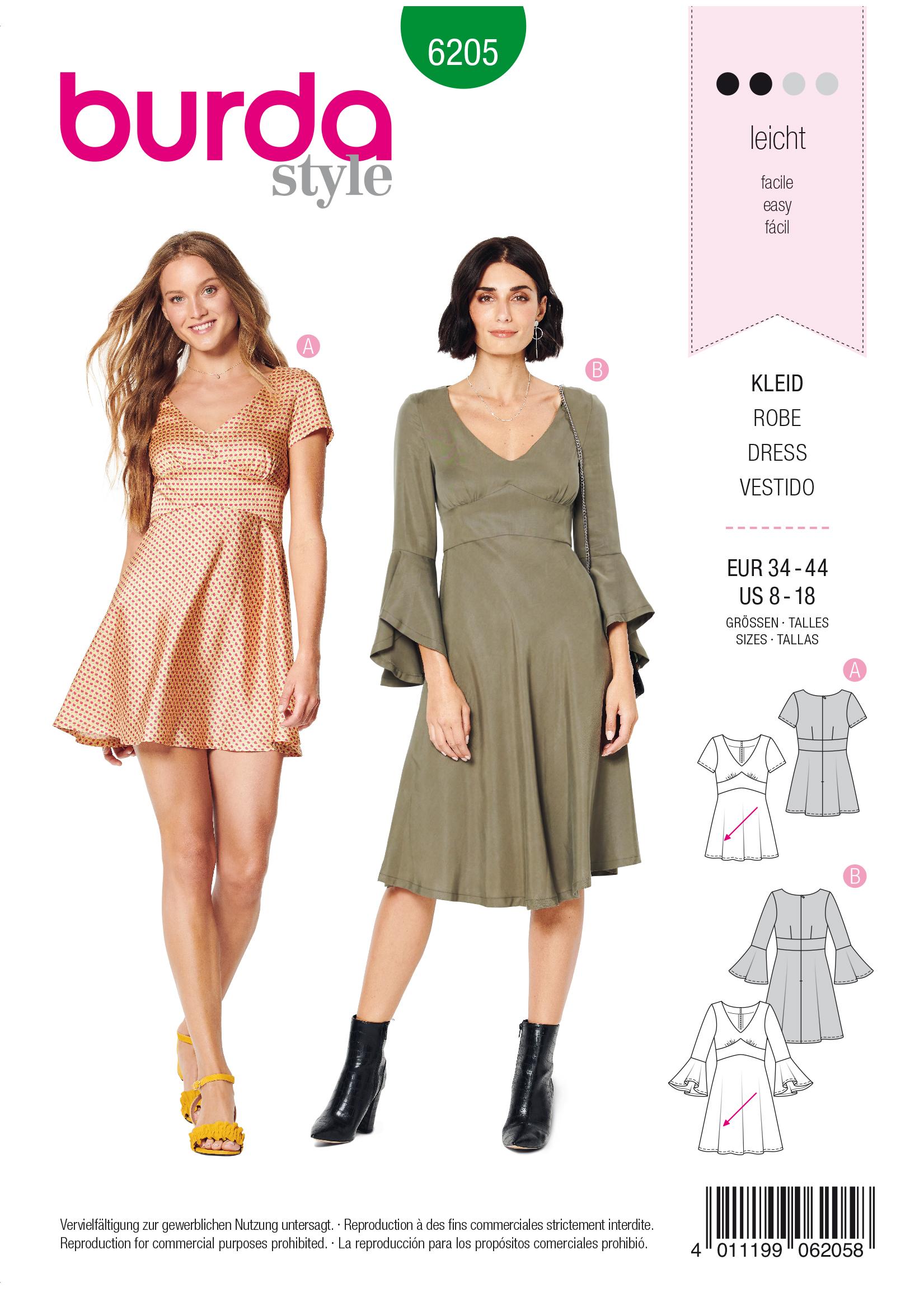 Kleid F/S 2020 #6205