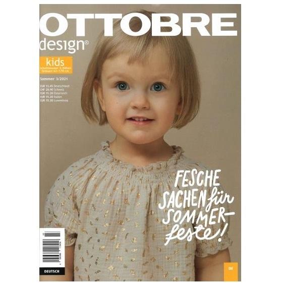 Ottobre Design Kids Fashion Sommer 3/2021