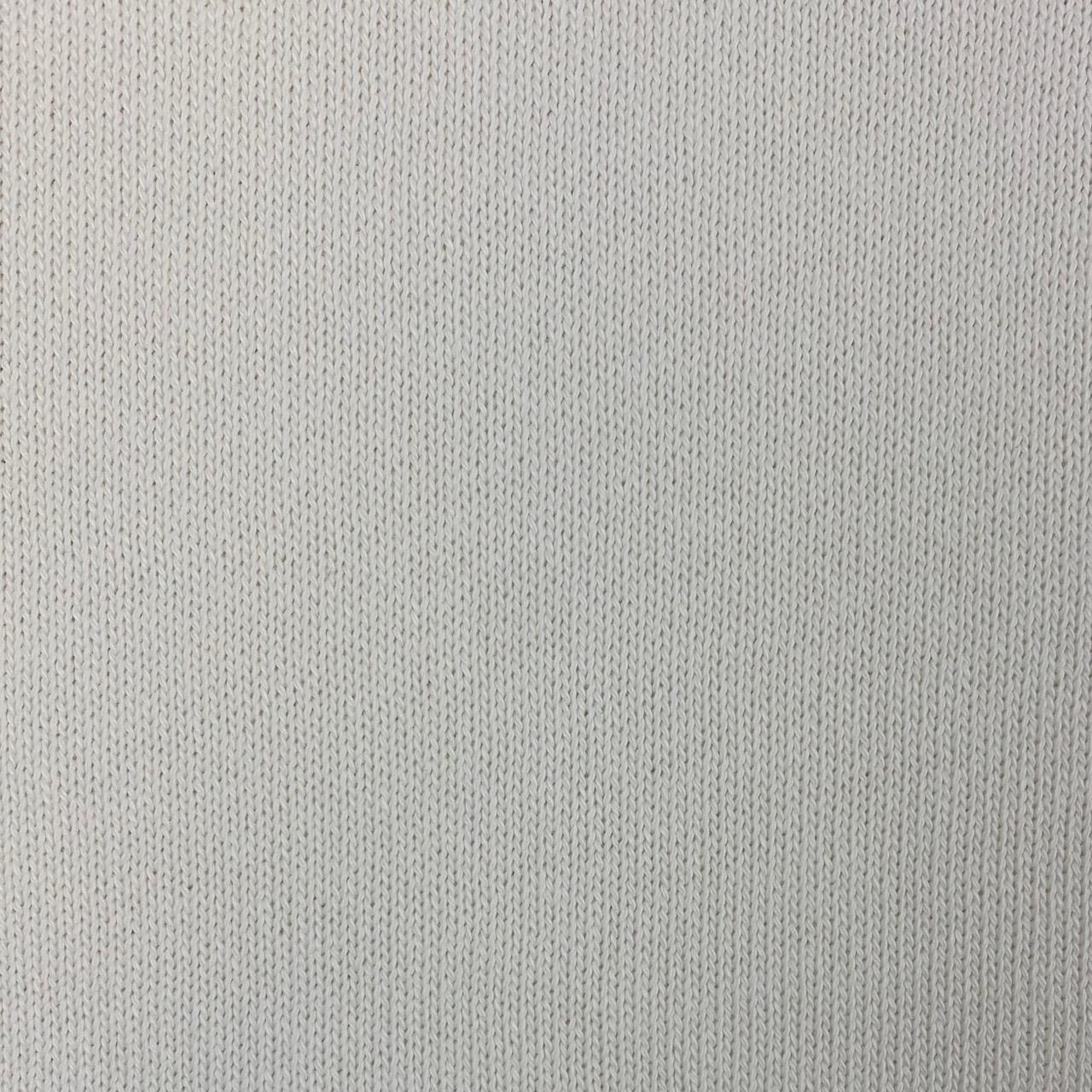 Feiner Strickstoff, Baumwolle wollweiß. Art. 4199-51