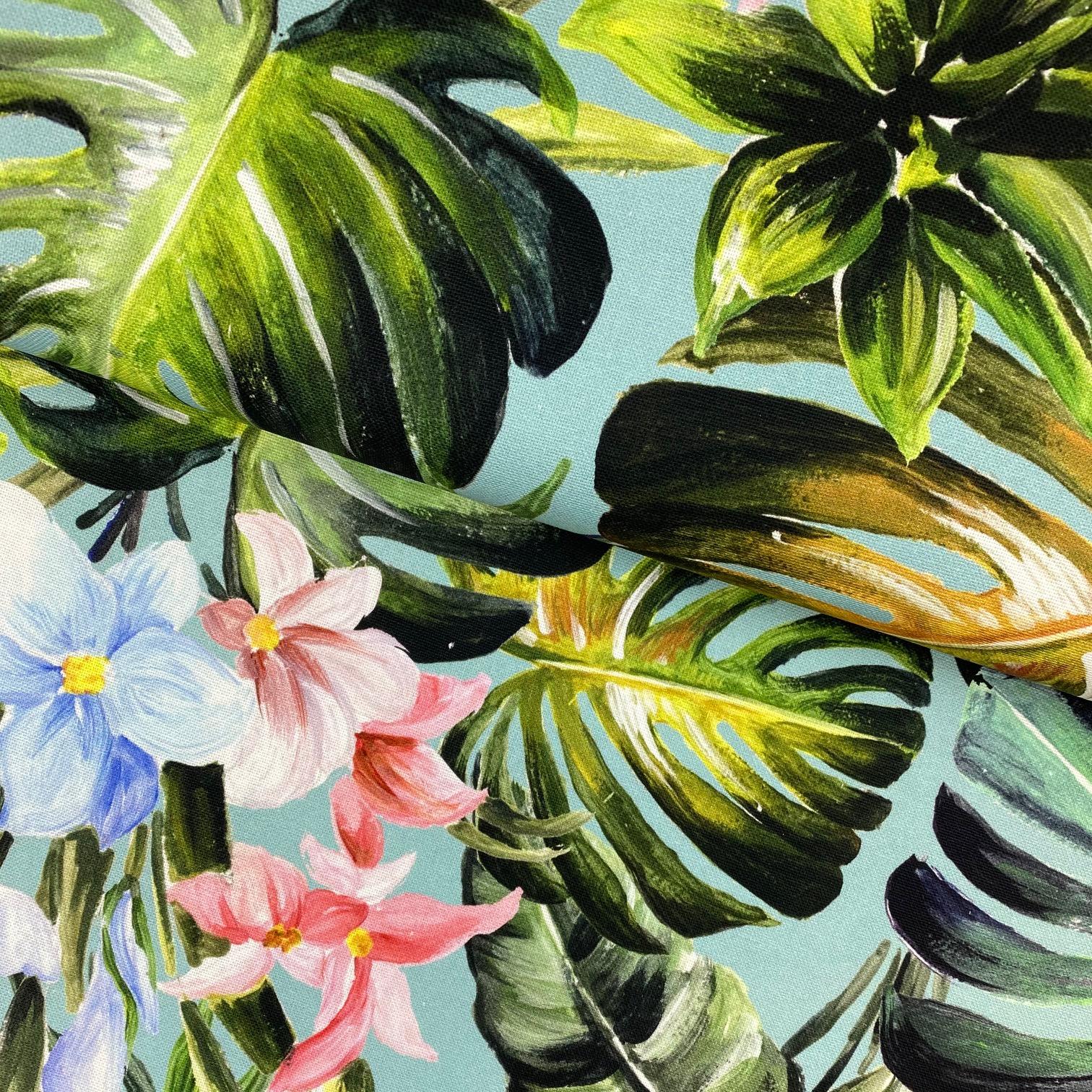Dekostoff Canvas, Vögelchen. Art. SW11331