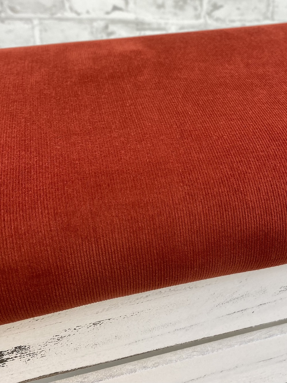 Feincord gewaschen, rost. Art. 4809/1537