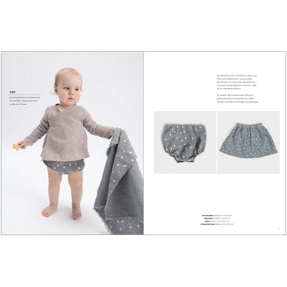 Rico Design, Das Kleine Rico Nähbuch, BABY