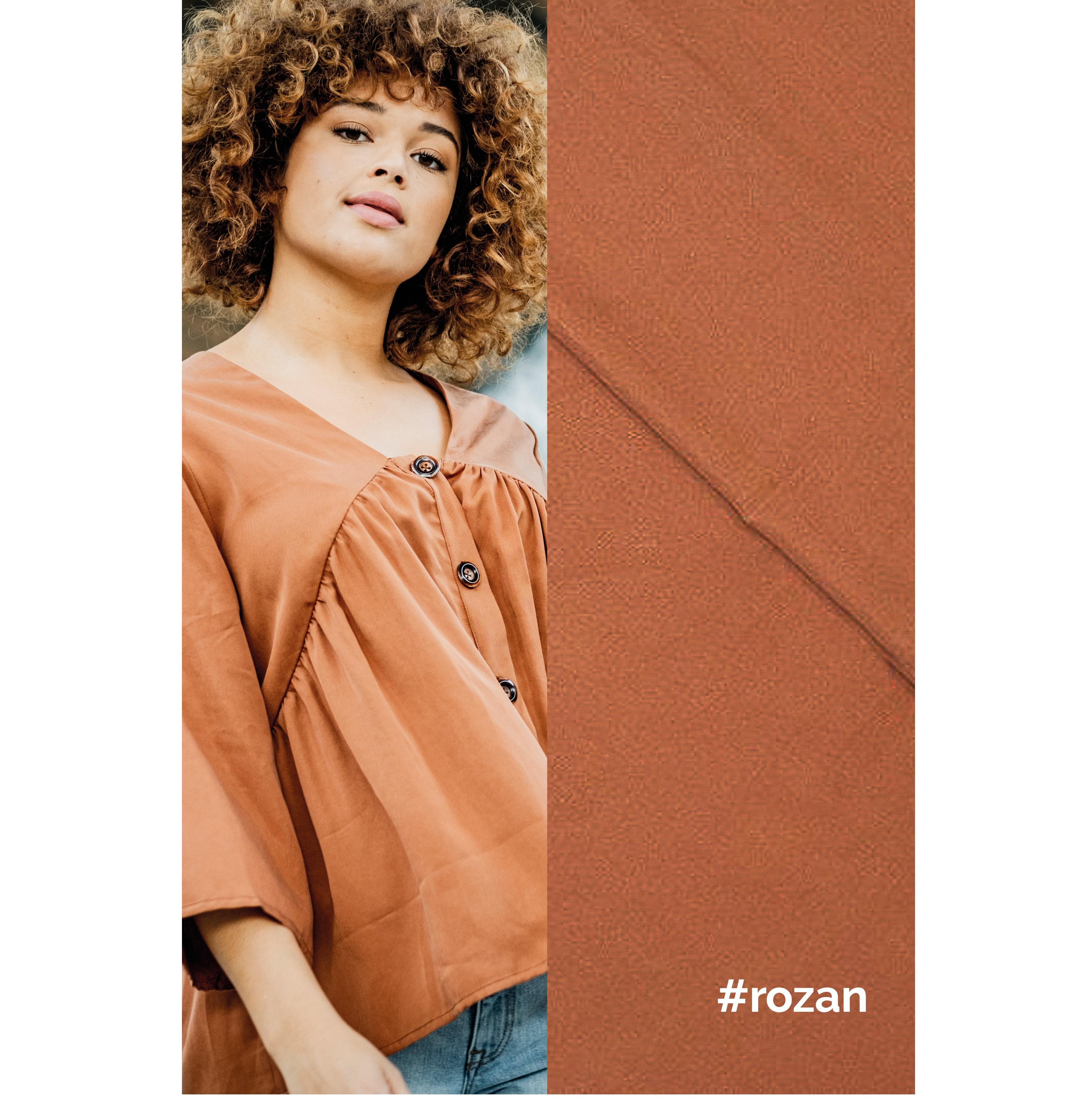 Fibre Mood #Rozan, Tencel. Art. FM 799300