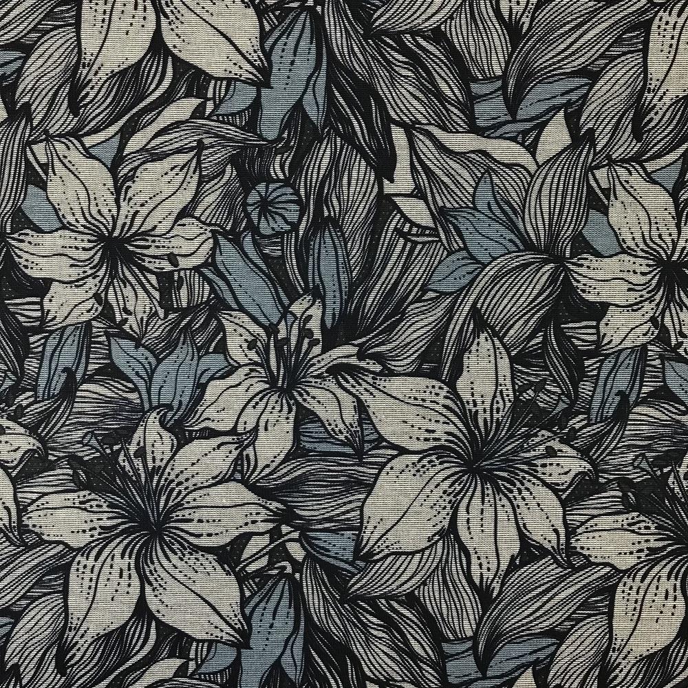 Comfort Romanit Jersey, blau. Art. 07947-001