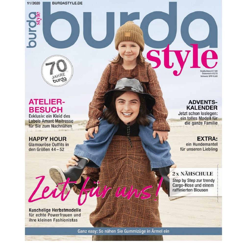 BURDA STYLE 11/2020