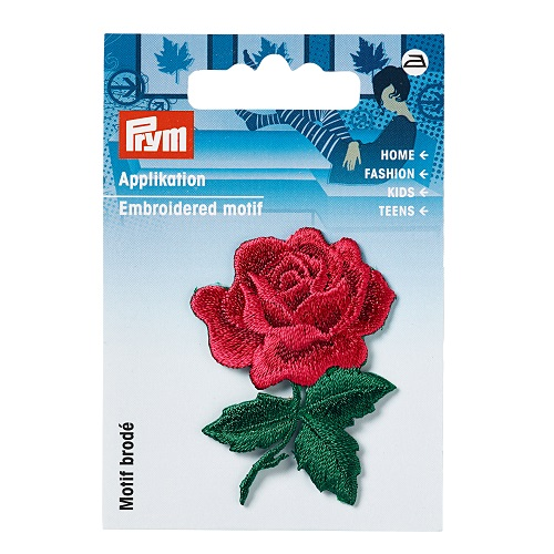Applikation Rose.  Art. 926186
