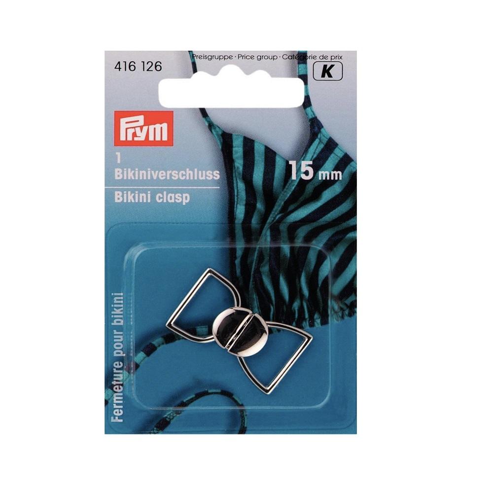 Bikiniverschlüsse, 1 Stück. Prym Art. 416126