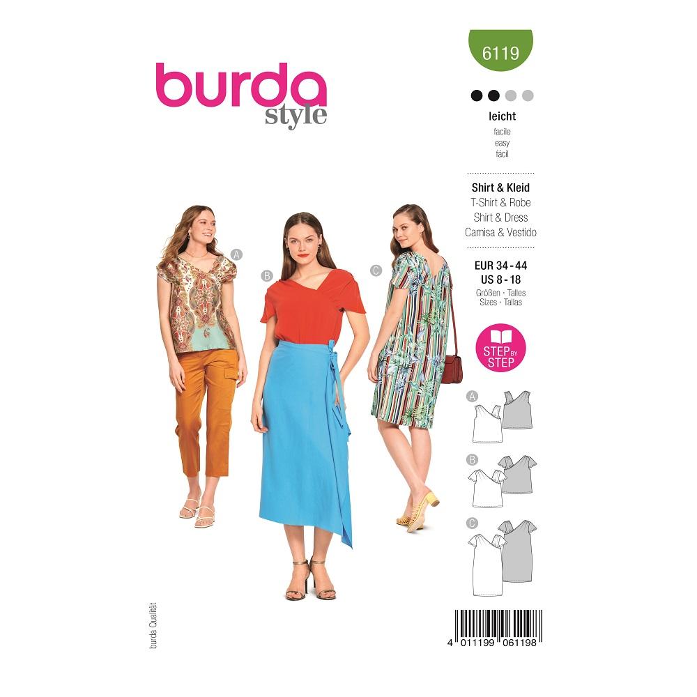 Shirts und Kleid #6119