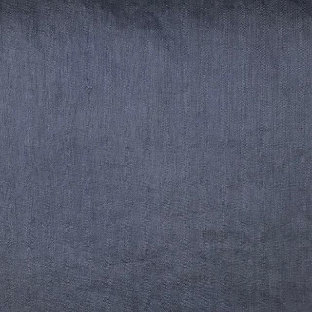 Gewaschenes Leinen, jeansblau. TOP QUALITÄT. Art. 4872-1107