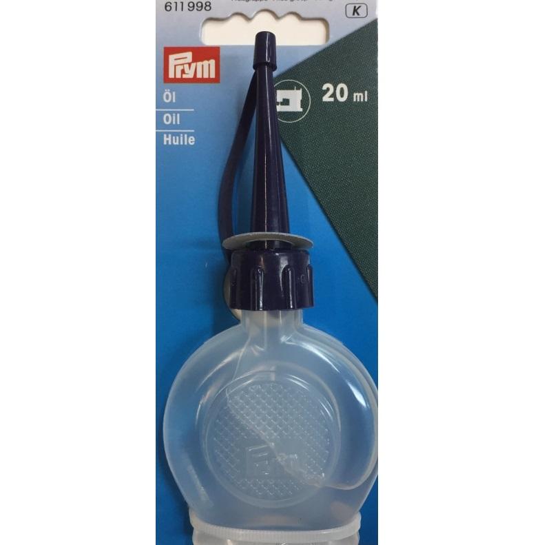 Maschinenöl 20 ml, Prym - Art. 611998