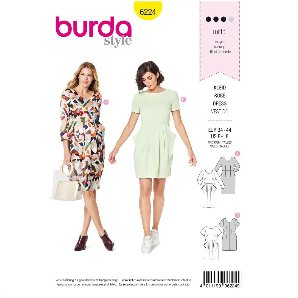 Kleid F/S 2020 #6224