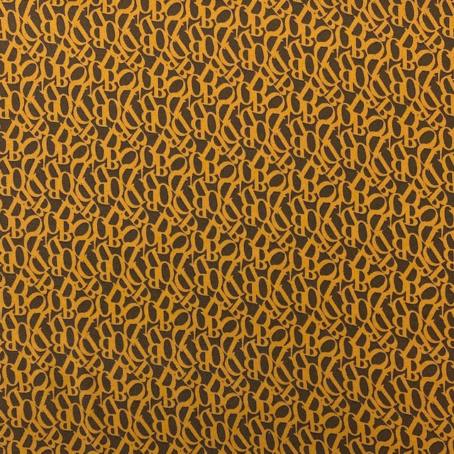 Viskose Crêpe, rost.  Art. Q11402-002