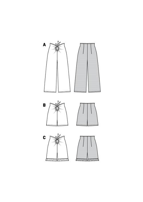 Hosen in verschiedenen Längen #6115