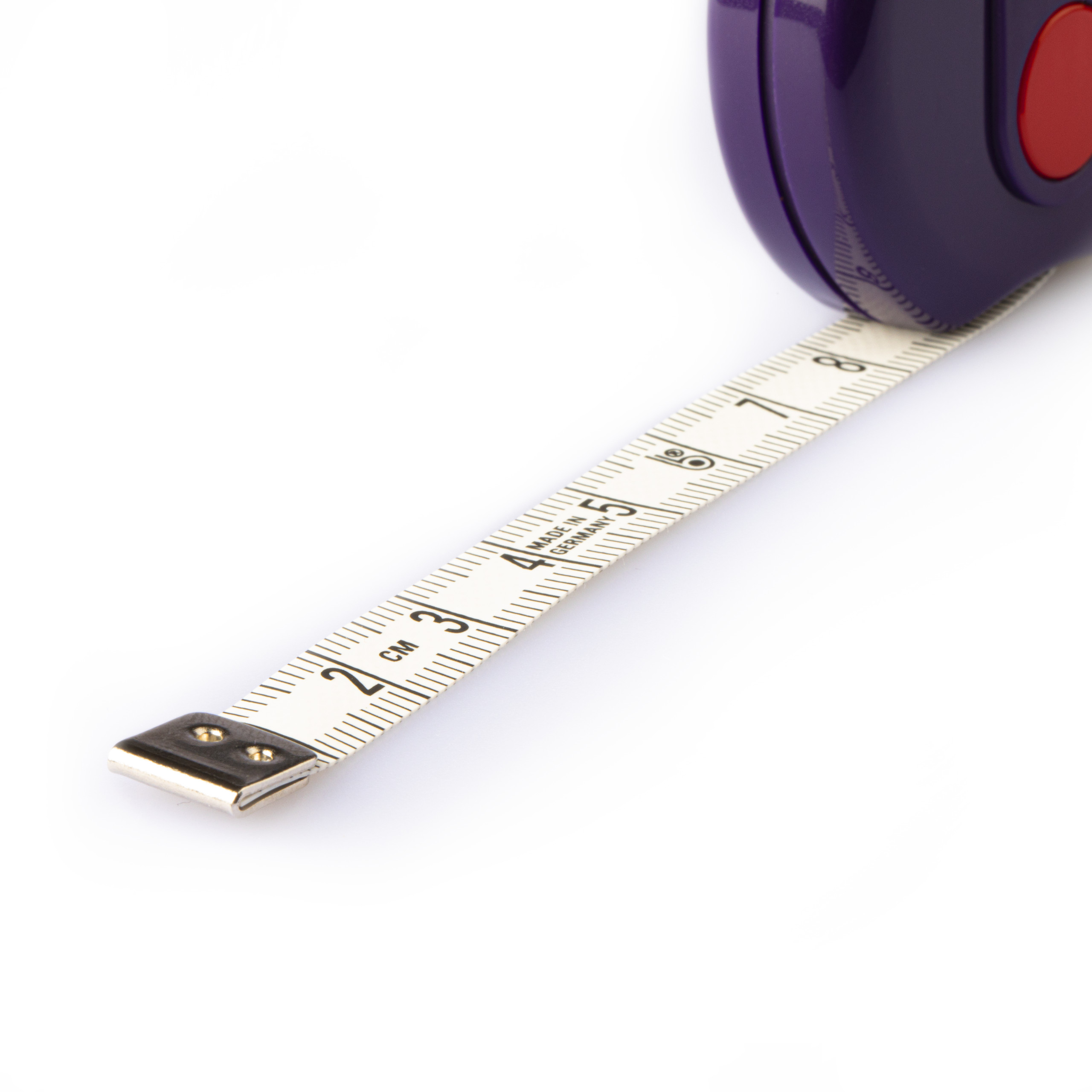 Maßband Mini, violett, 150 cm, Prym - Art. 282209