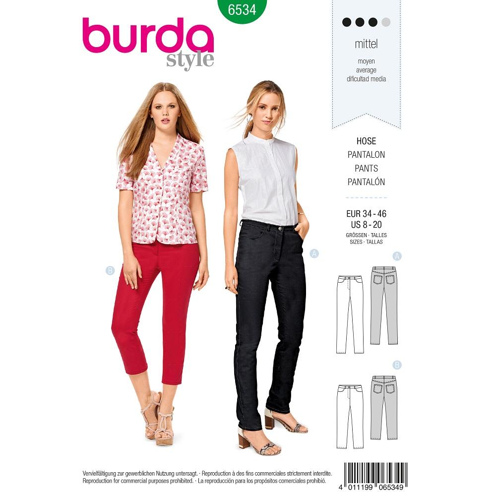 Hose und Jeans 3/4 #6534