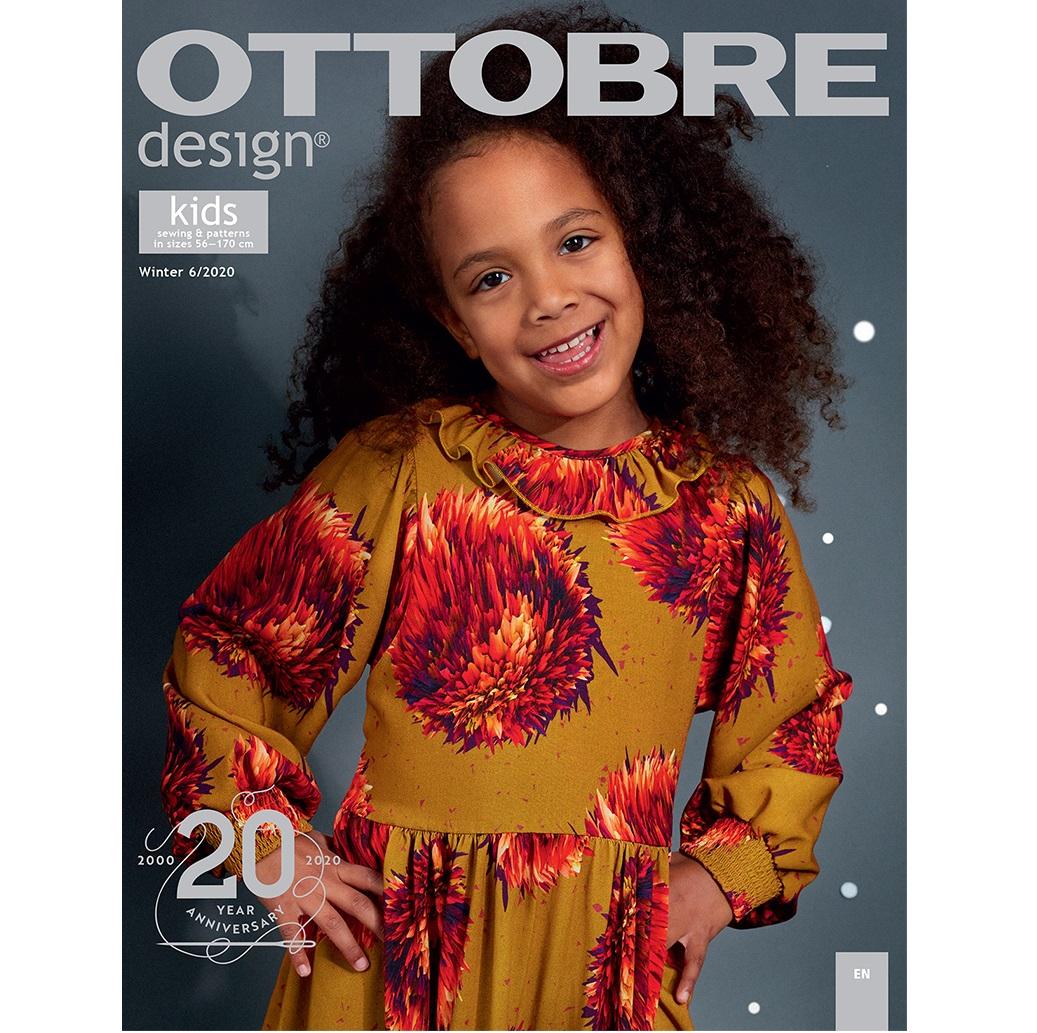 Ottobre design KIDS 06/2020