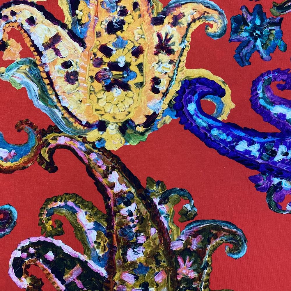 Baumwolljersey Digital Druck. Art. 12580/015