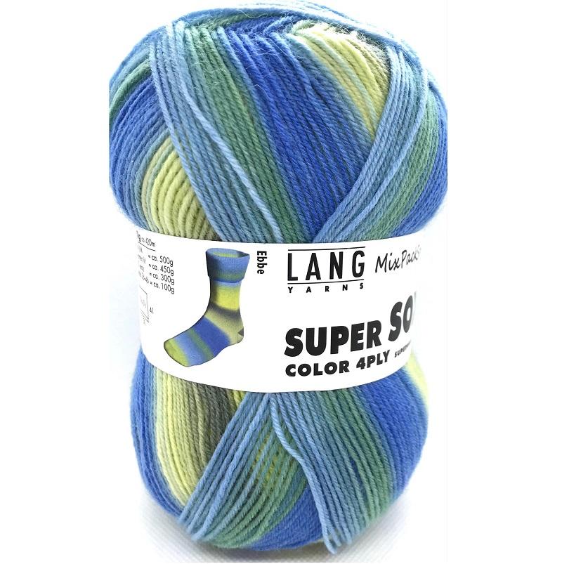 Lang Yarns Mix PackSoxx. Art. 901.0314