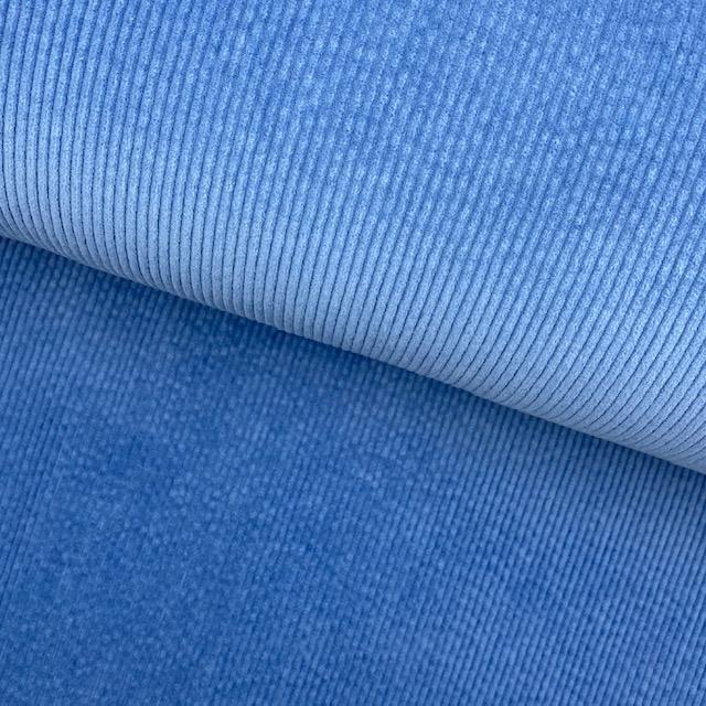 Breitcord Stretch, hellblau. Art. 4810-1101