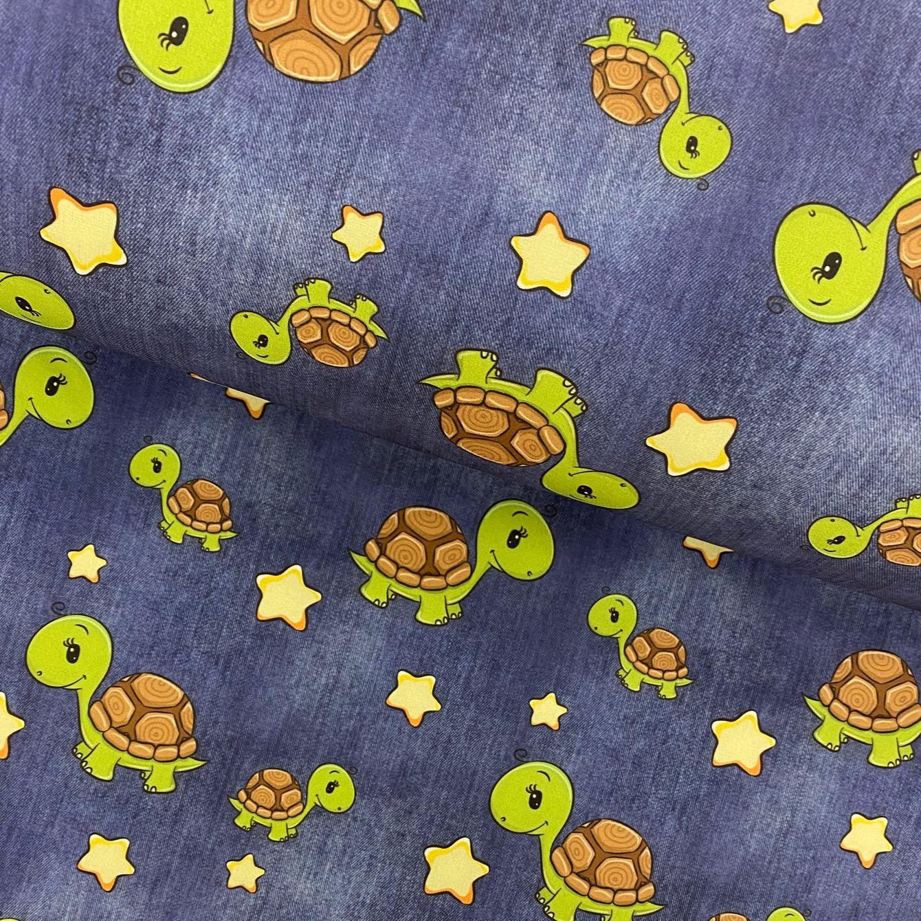Softshell Digitaldruck, Schildkröten. Art. 7211.008