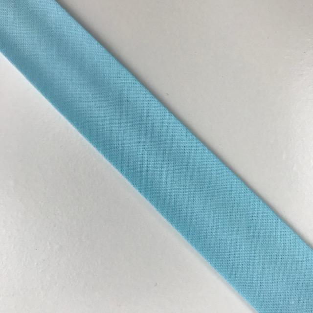 Baumwollpopeline - Schrägband, mint. Art. SW11653