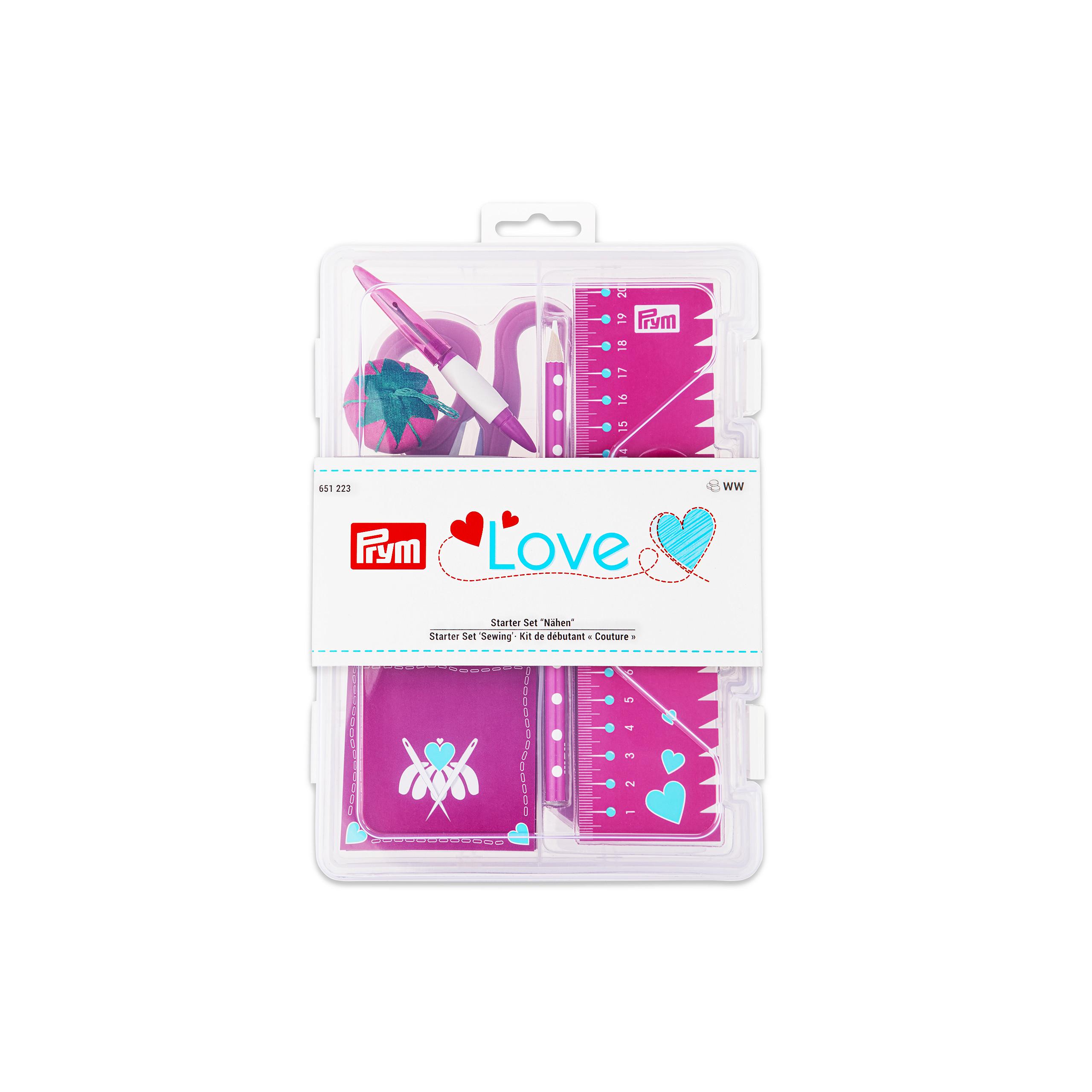 "Starter Set  ""Nähen"" Prym Love, Prym - Art. 651223"