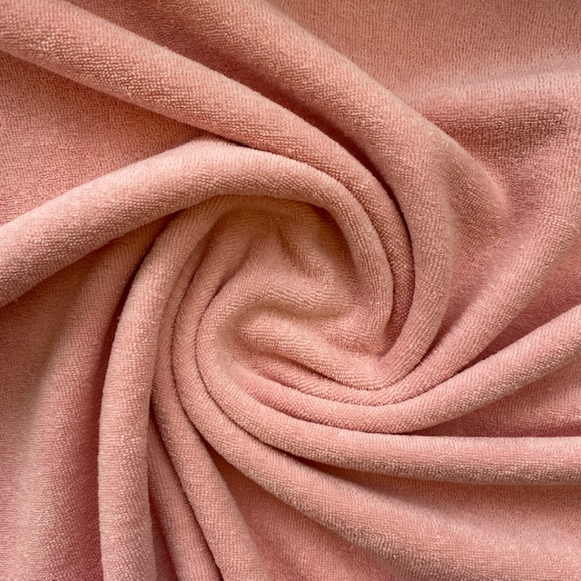 Frottee-Stretch, rose. Art. 02551.012