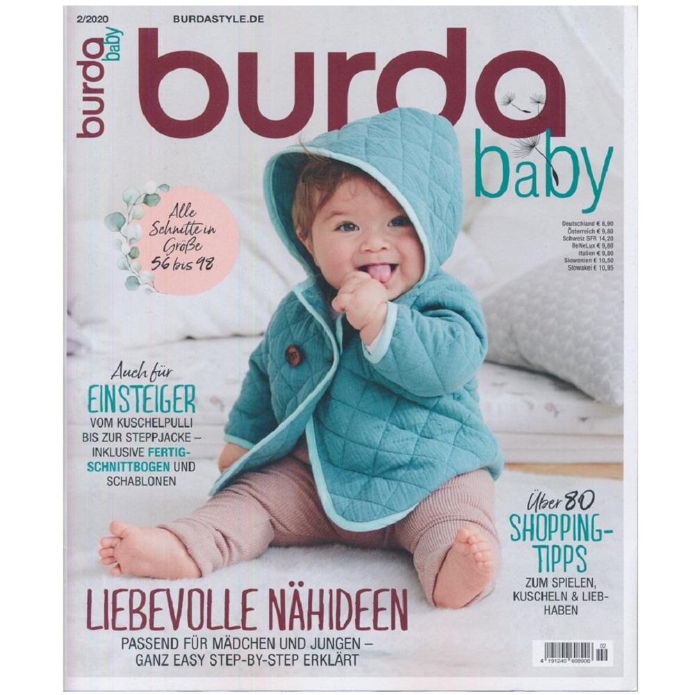 Burda BABY 2/2020