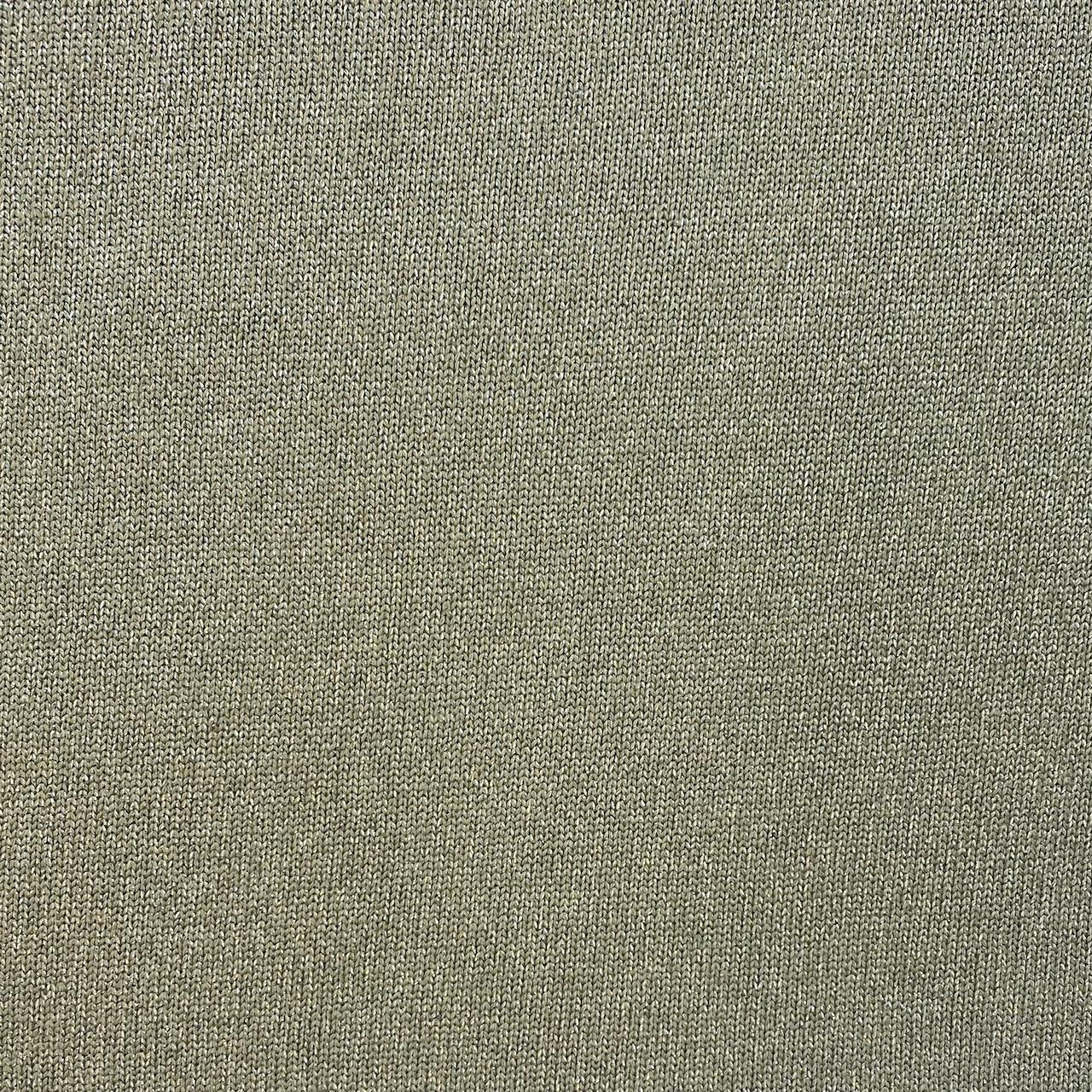 Viskose Strickstoff mit Lurex, hellmint. Art. 4871.126