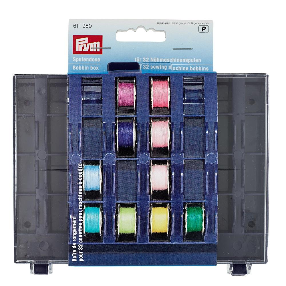 Spulendose für 32 Stück, Prym - Art. 611980