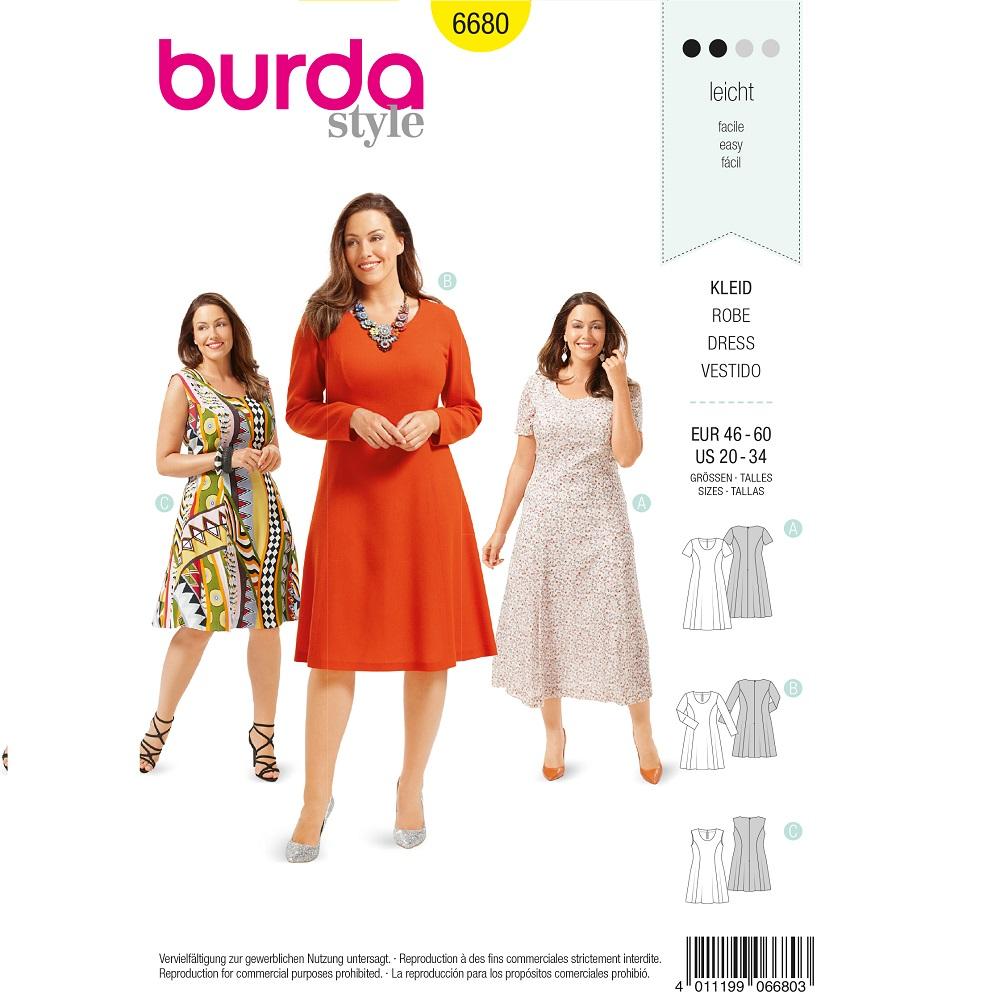 Kleid #6680