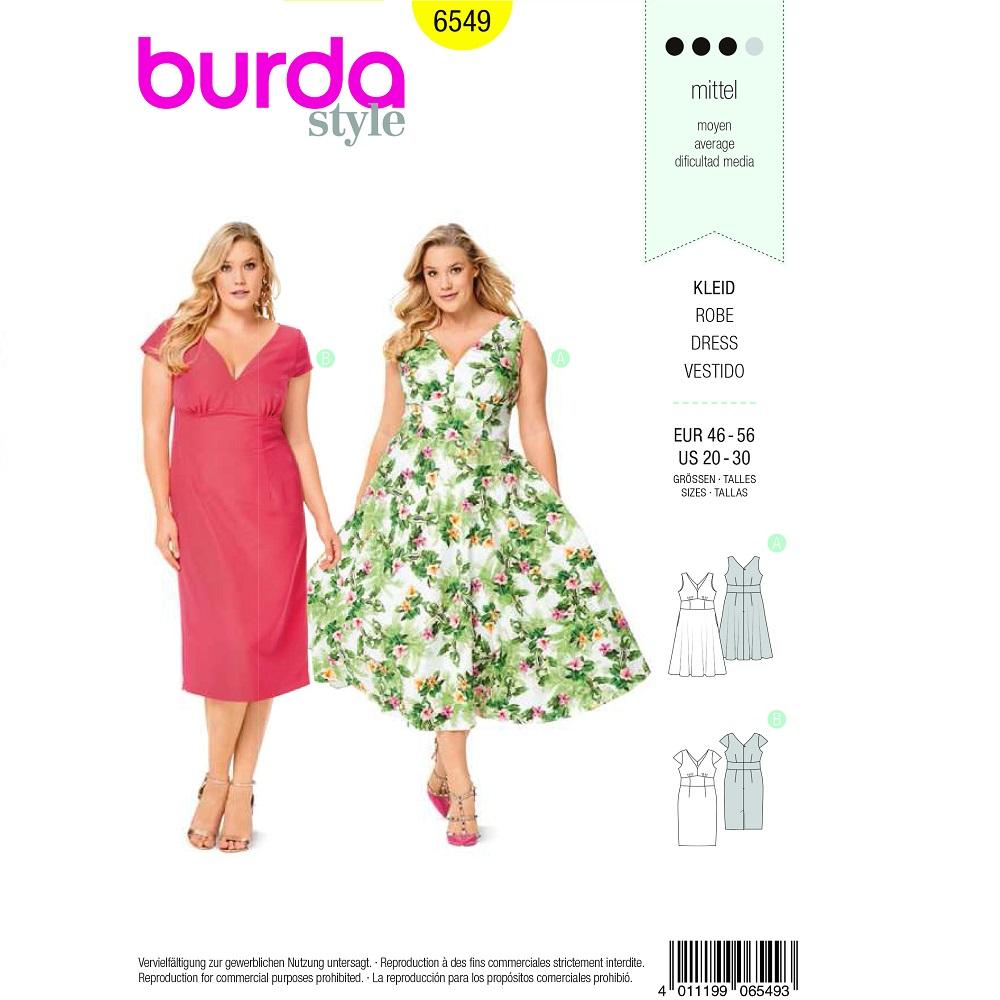 Kleid #6549