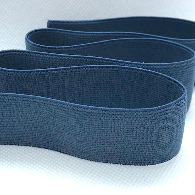 Gummiband, 3 cm, jeans. Art. 030-502
