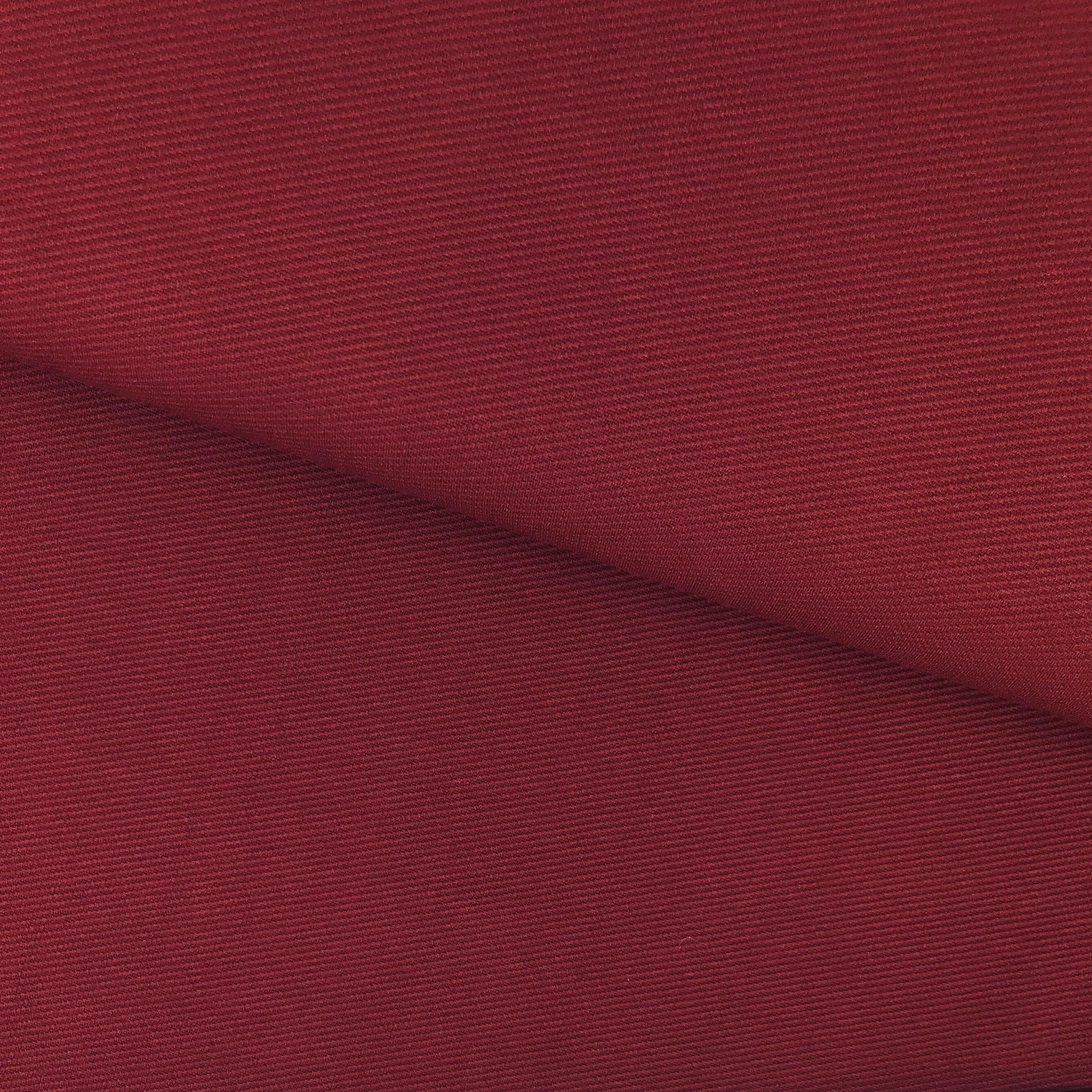 Comfort Romanit Jersey, gerippt, bordeauxrot. Art. SW11246