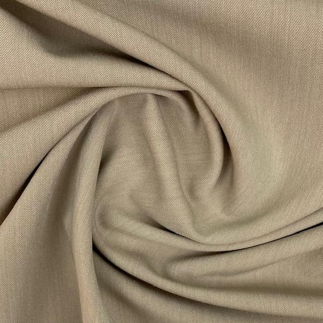 """Gabardine """"Wasserfall"""", beige. Art. RS0168-153"""