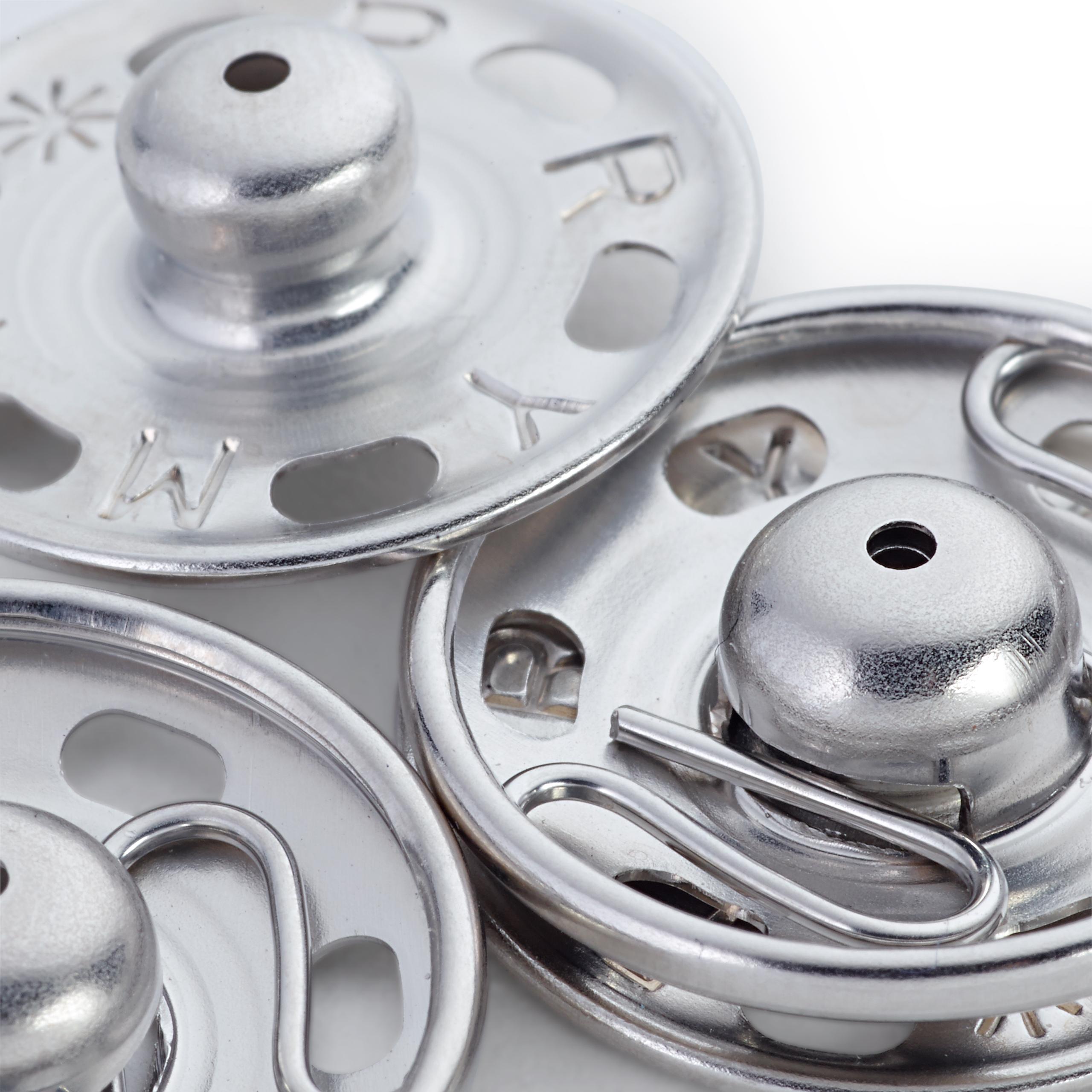 Druckknöpfe, 3 Stück, 21 mm, Prym - Art. 341252