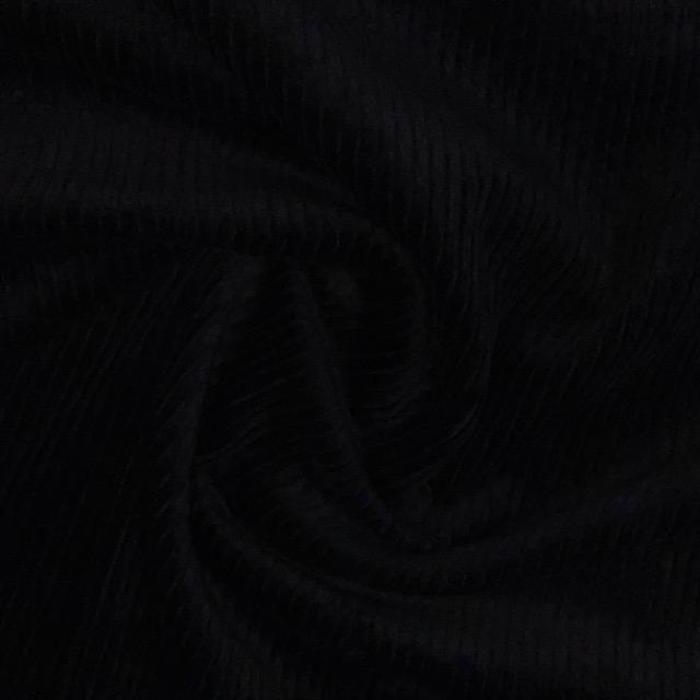 Breitcord Stretch, schwarz. Art. 4810-69
