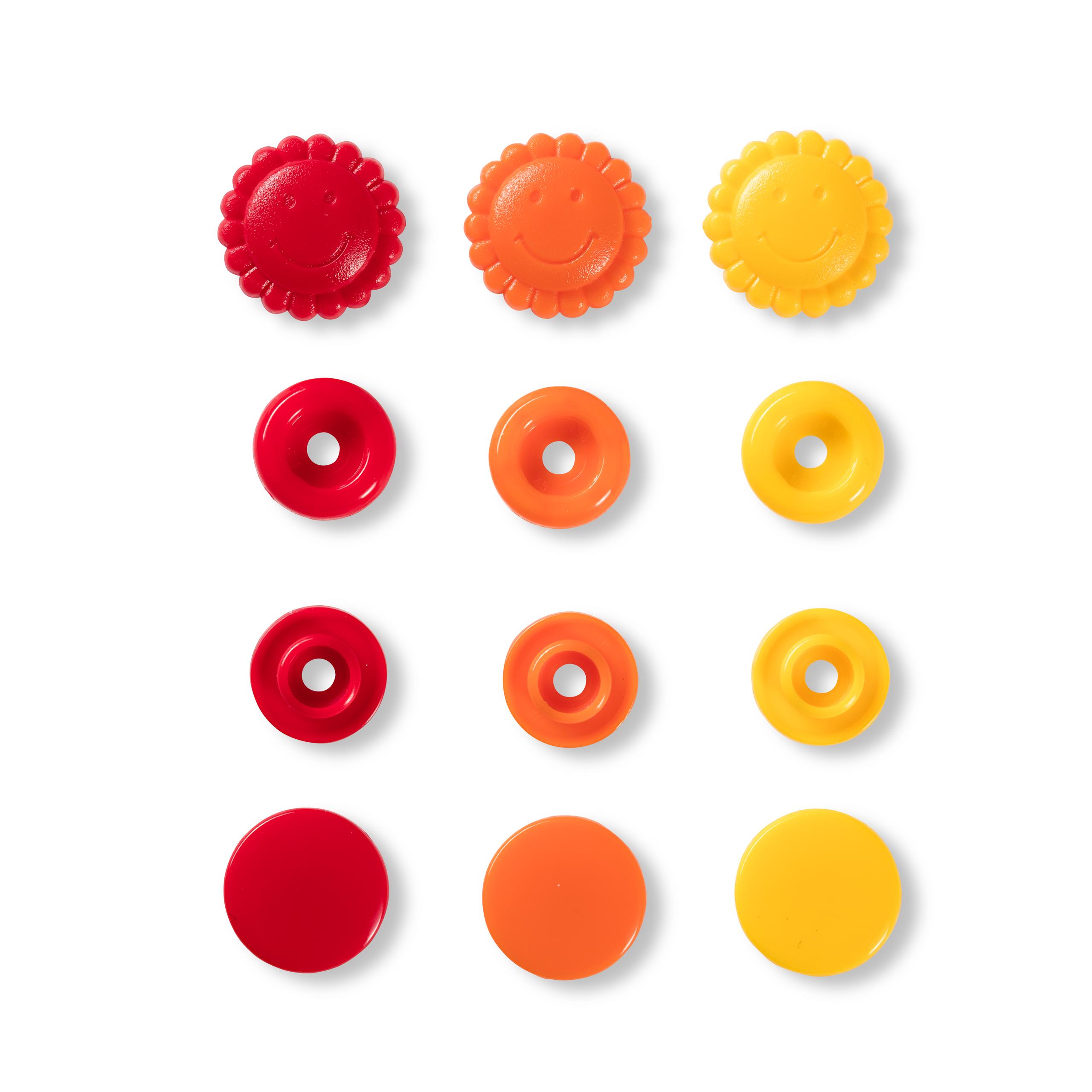 "Druckknopf Color Snaps, Blumen, ""Prym-Love"", Prym - Art. 393080"
