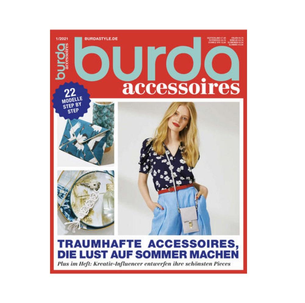 Burda Accessoires Ausgabe 01/21