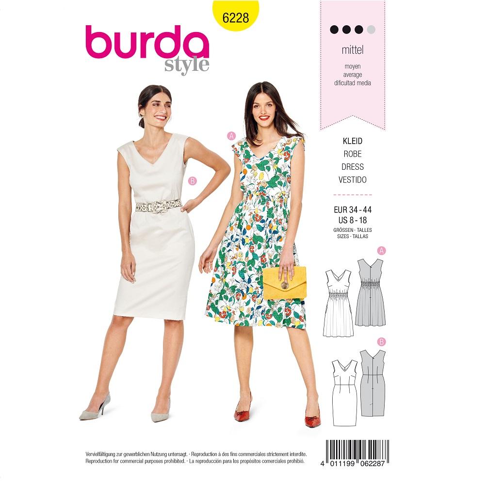 Etuikleid, A-Linien-Kleid F/S 2020 #6228