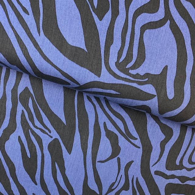 Lyocell, blau.  Art. 14438/006