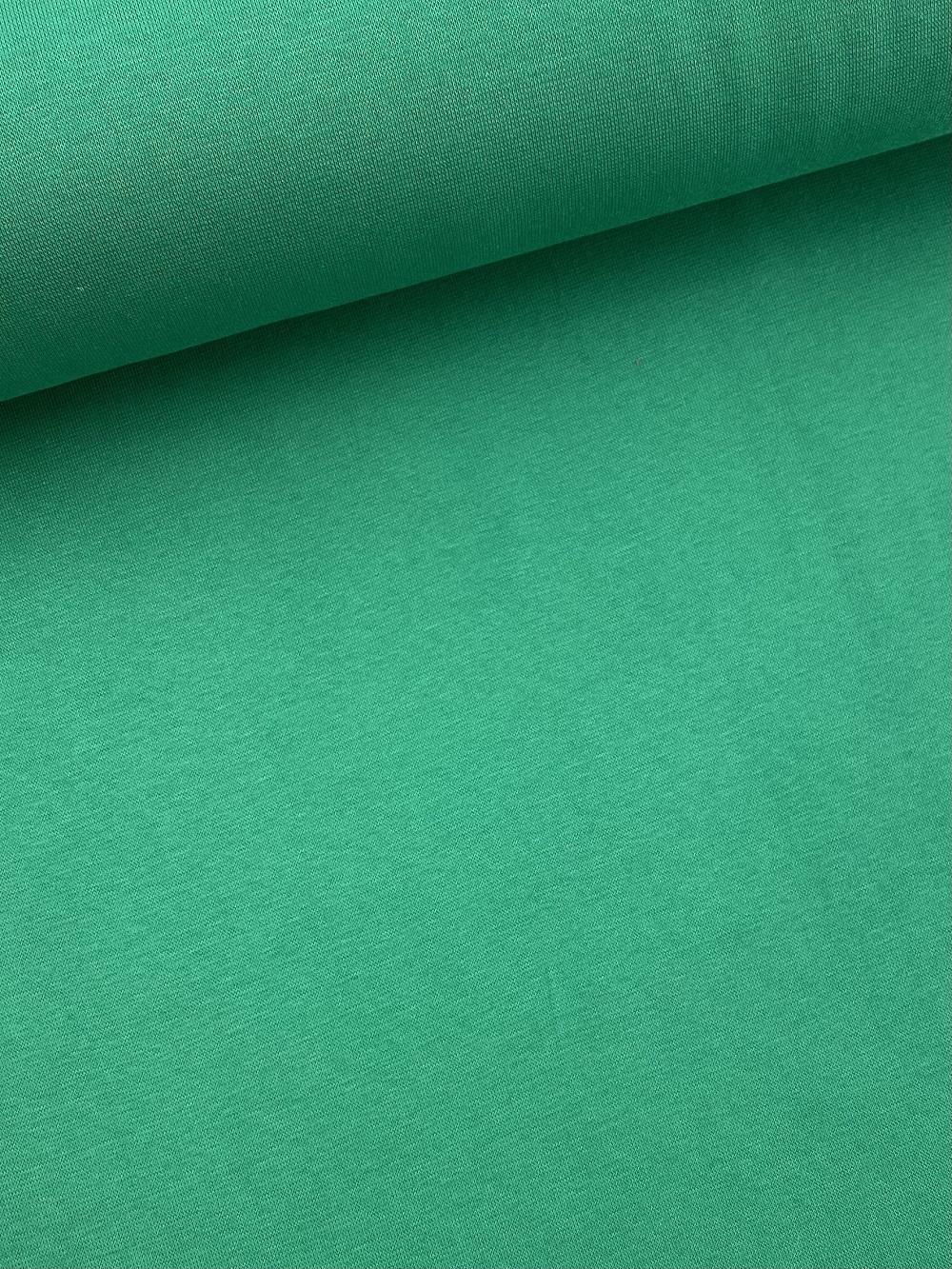 Bündchenware (glatt), grün. Art. SW10632