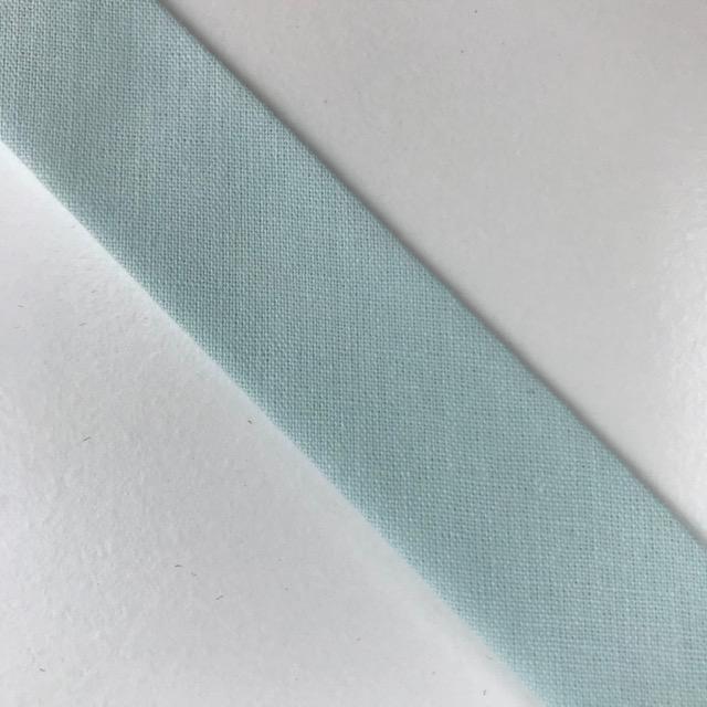 Baumwollpopeline - Schrägband, mint. Art. SW11670