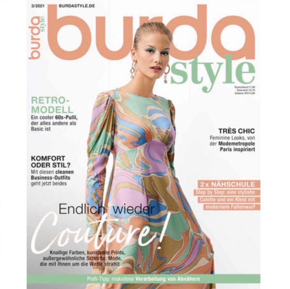 BURDA STYLE 3/2021