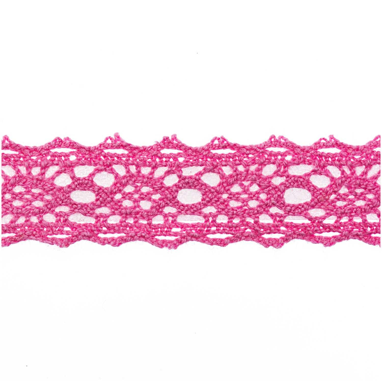 Tape Borte, selbstklebend, 15 mm - 2,5 m, pink. Art. 50070.30.24