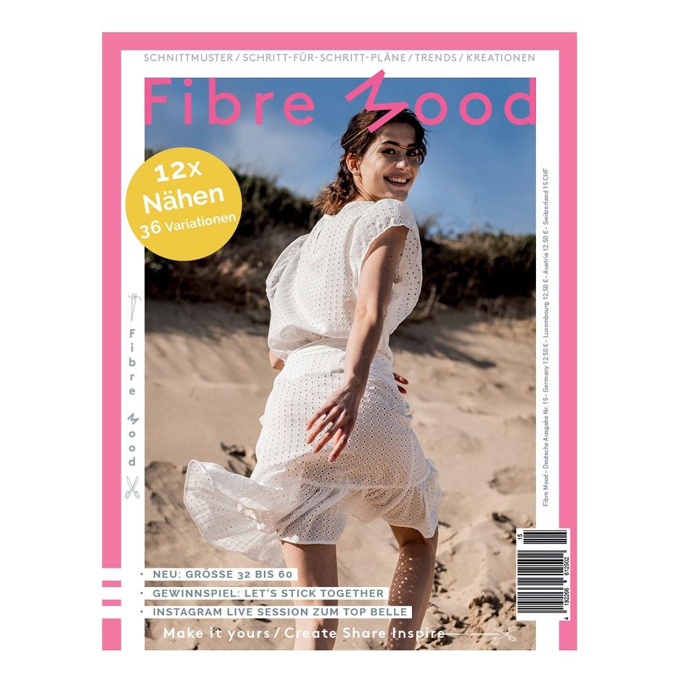 Fibre Mood Magazin. Ausgabe 15/2021